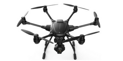 smartphone controlled drones yuneec typhoon h