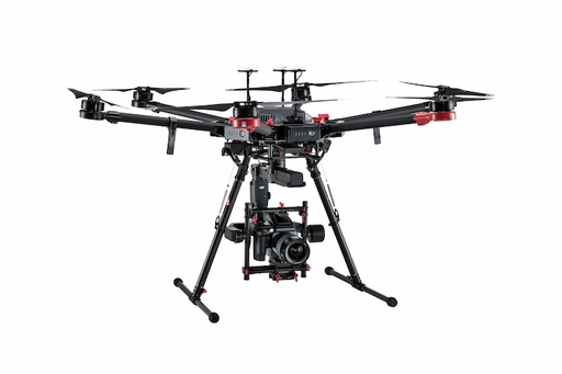 gas powered drones dji matrice 600 pro
