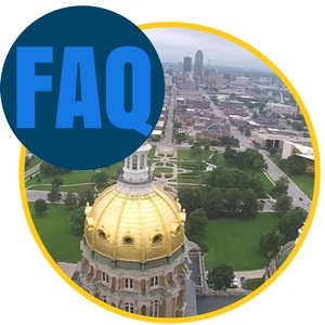 drone laws iowa faq