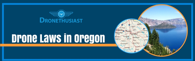 drone laws oregon