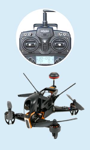 fastest drones walkera f210 specs