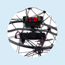 new drone companies flyability elios specifications