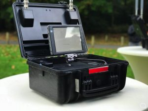 royal wedding drone detection system aeroscope