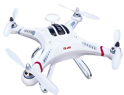 top brushless quadcopters cheerson cx20