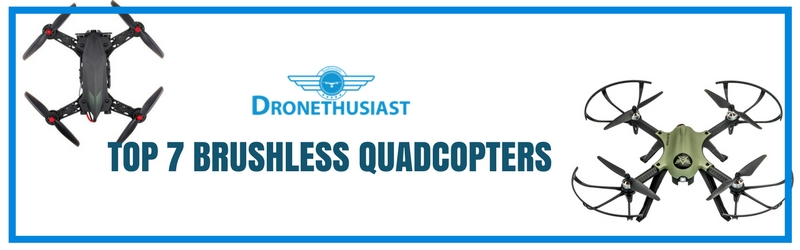 top brushless quadcopters