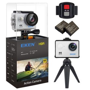 Best action camera for use with a drone
