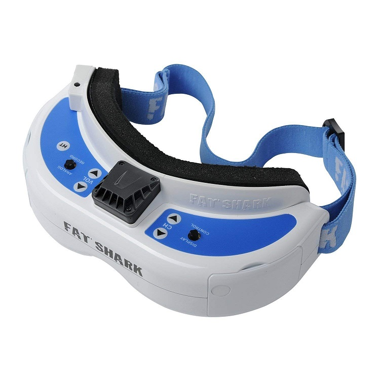 Fatshark dominator v3 VR goggles for drones