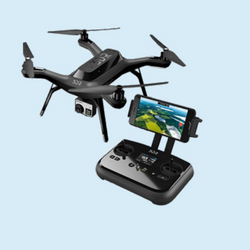 auto follow drones 3dr solo specs