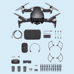 auto follow drones dji mavic air specs