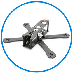 best racing drones - frame