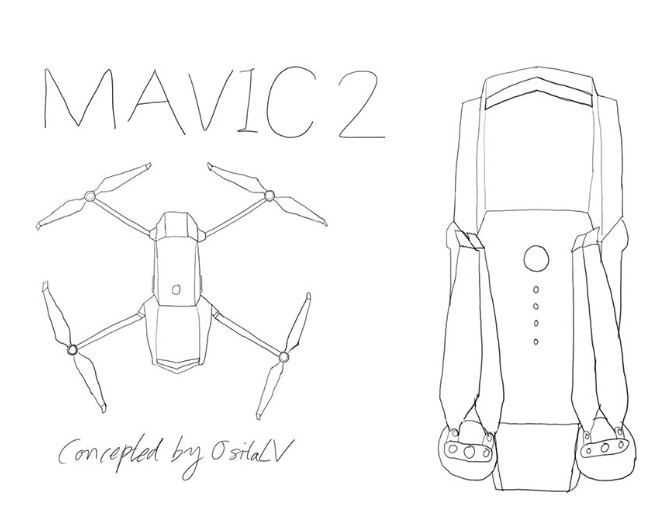 dji mavic 2 news and rumors