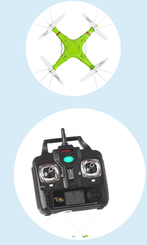 force1 x5c drone specs