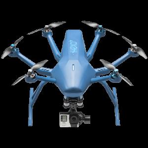 hexo+ auto follow drones