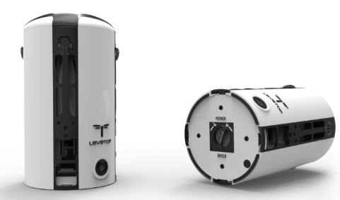 levetop autonomous drone