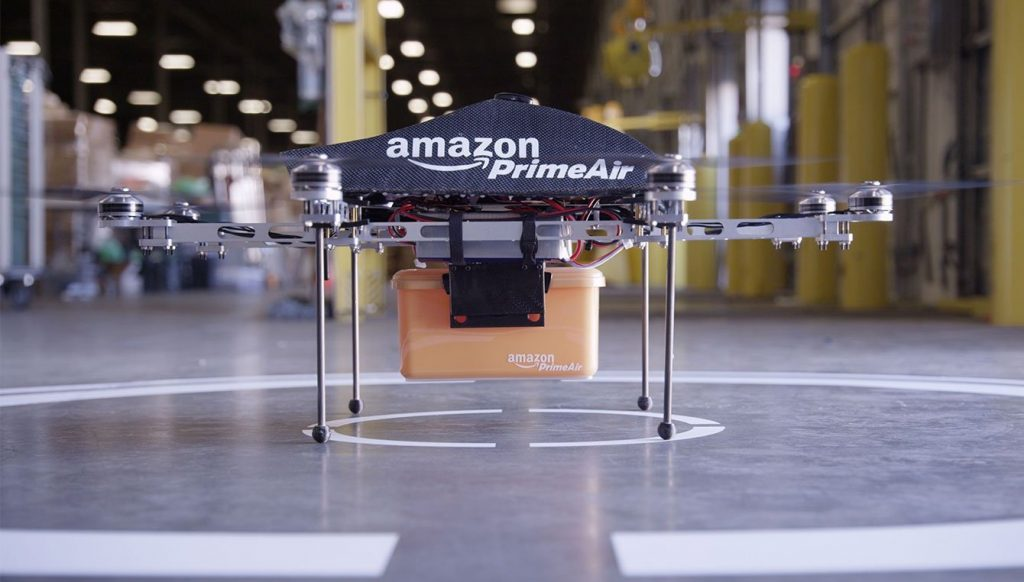 amazon prevents hijacking drones