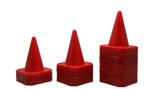 best rc accessories bluedot agility cones