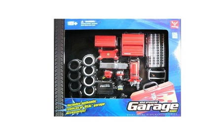 best rc accessories repair garage set