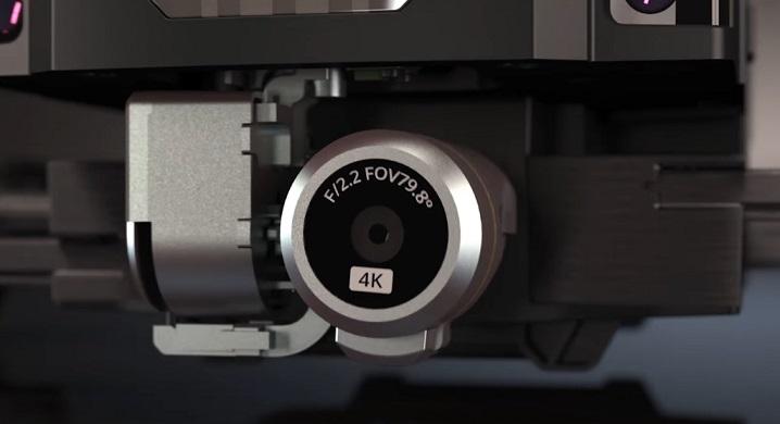 gdu o2 drone review camera