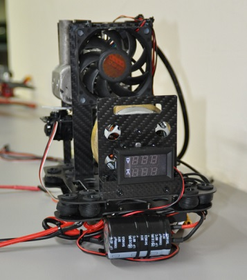 gs1000 hybrid generator sandwich aero drone