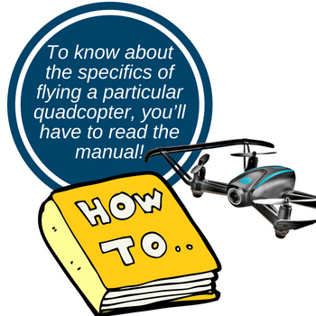how to get really good at flying quadcopters