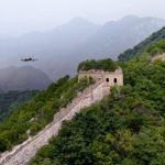 intel drones great wall of china