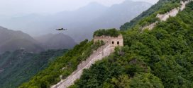 Intel Drones Are Preserving the Great Wall of China