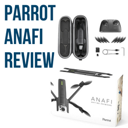 Parrot Anafi Review [Parrot Drone Anafi Price & Specs 2019]
