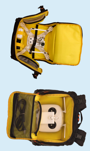 Ape Case ACPRO1500W drone cases features