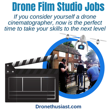 Drone Film Studio Jobs
