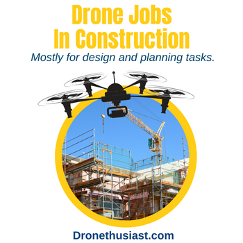 Drone Jobs In Construction