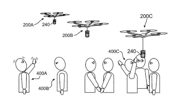 IBM coffee drones 1