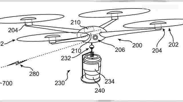 IBM coffee drones 2