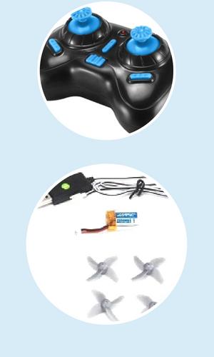 JJRC H36 Mini Drone specs