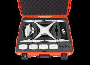Nanuk DJI Waterproof Drone Cases feature