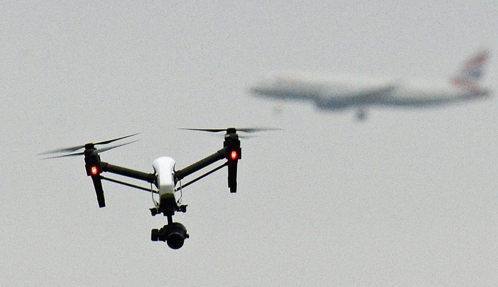 drone laws in the uk
