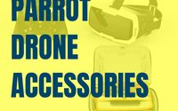 Parrot Drone Accessories – (Best Mambo, Bebop, AR Accessories 2018)