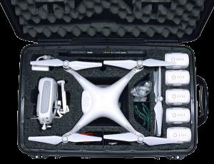 pelican 1650 case drone feature
