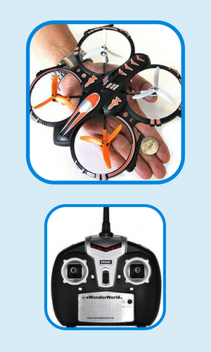 rc stunt drone quadcopter specs