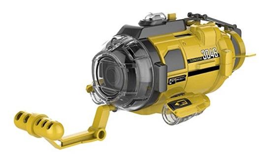 underwater drones silverlit spy cam aqua submarine