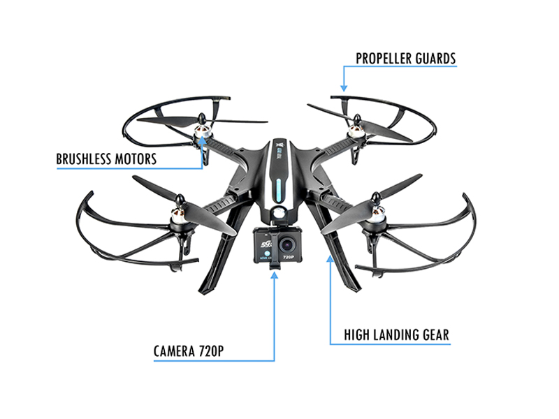 Altair Aerial Tomahawk Drone Specs