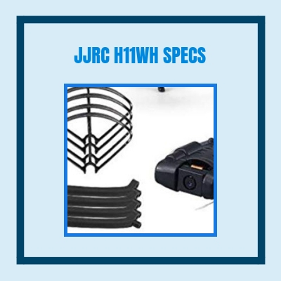 JJRC H11WH specifications
