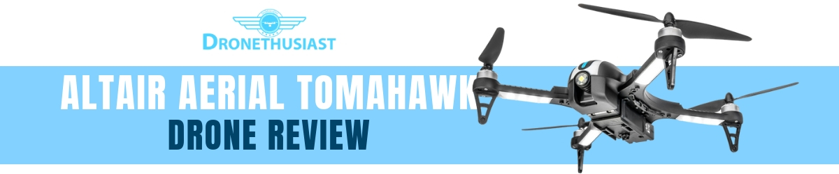 altair aerial tomahawk drone review