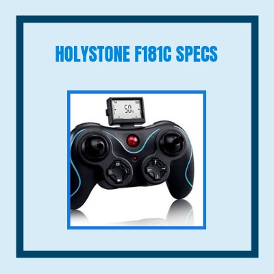 holy stone f181c with camera specifications