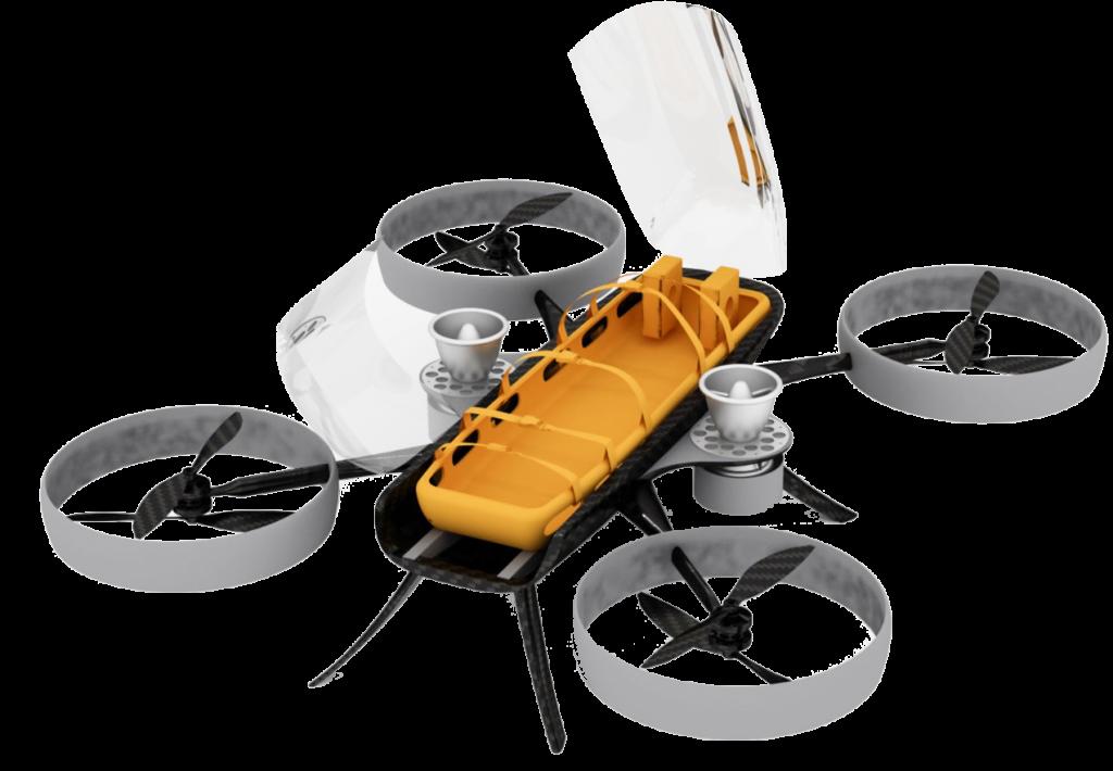 italian ambulance drone1
