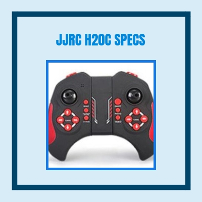 jjrc h20c specifications