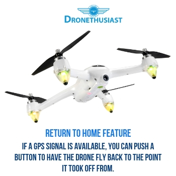 altair aerial outlaw drone return to home feature