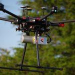 costa rica drone laser