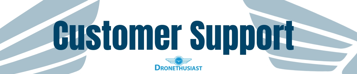 dronethusiast customer support