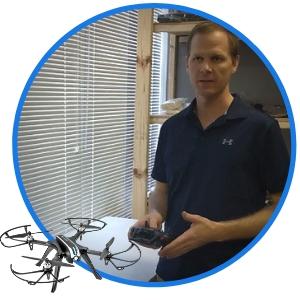 mike plambeck bio dronethusiast.com