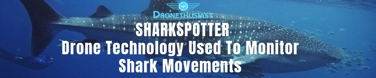 sharkspotter drone technology used to monitor shark movements